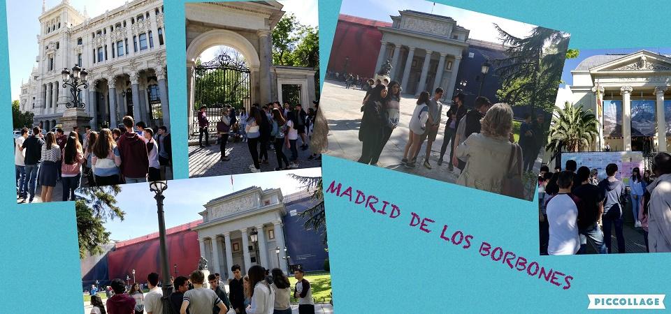 Madrid de los Borbones 19-4º ESO