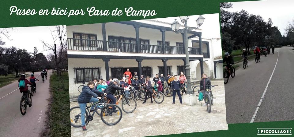 Excursion CASA CAMPO