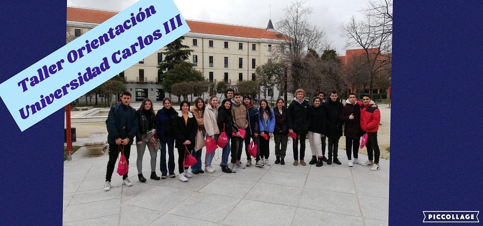 Taller Universidad Carlos III