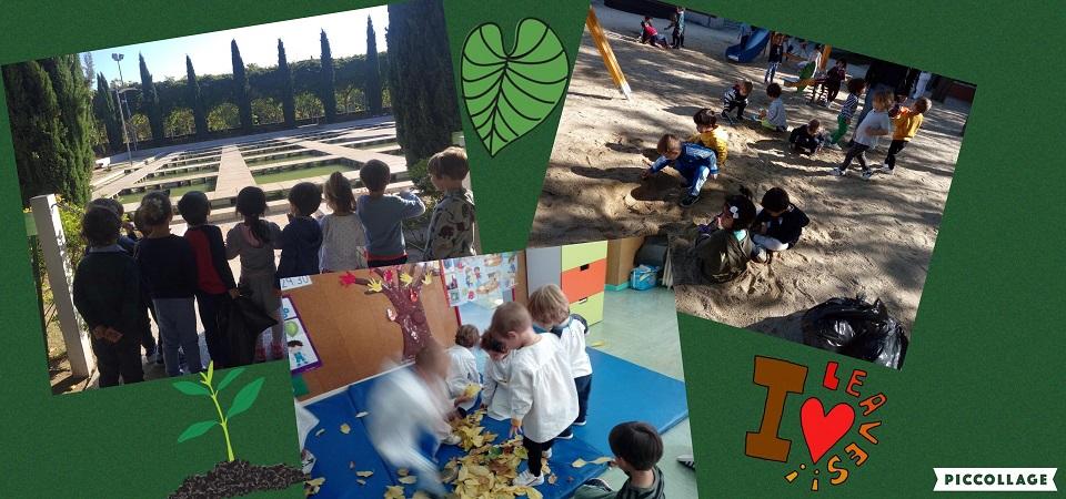 Parque otoño Ed Infantil