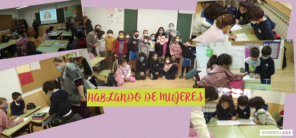 HABLANDO DE MUJERES